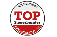 Distinguished - Top Tax Accounting Firm - FOCUS-MONEY-TEST 2020